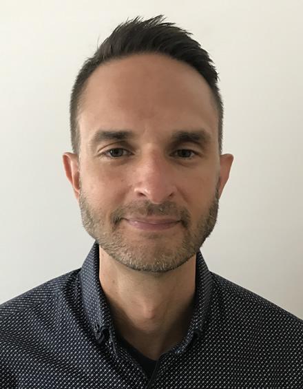 Paul East - Head of Author Management Services